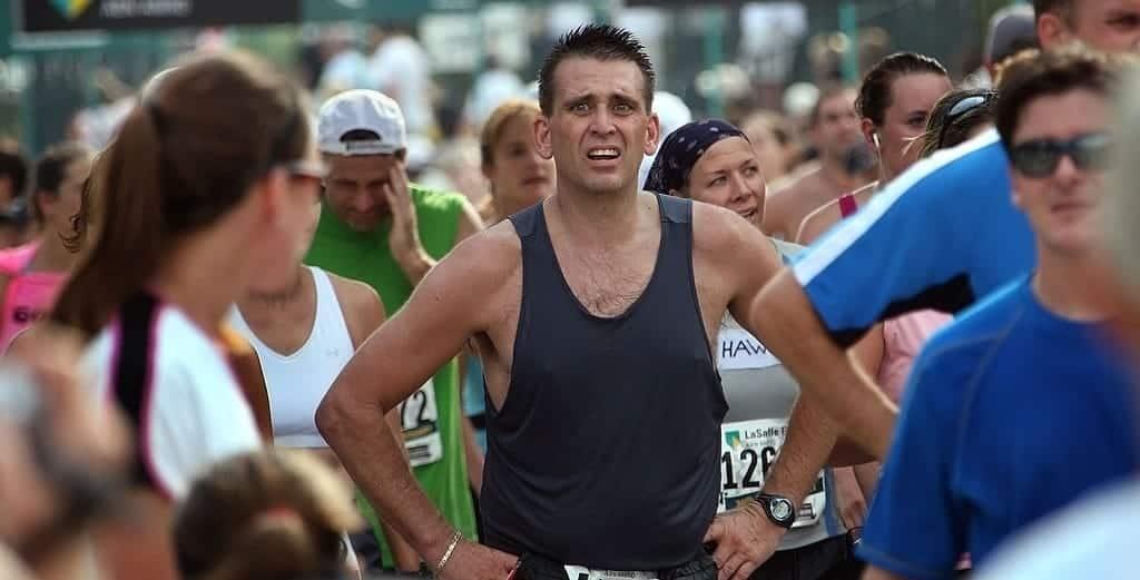 5 errores comunes de los corredores
