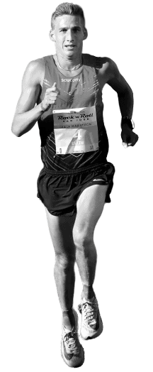 Formulario contacto Very Important Runner