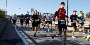 correr maraton en 3 horas y media