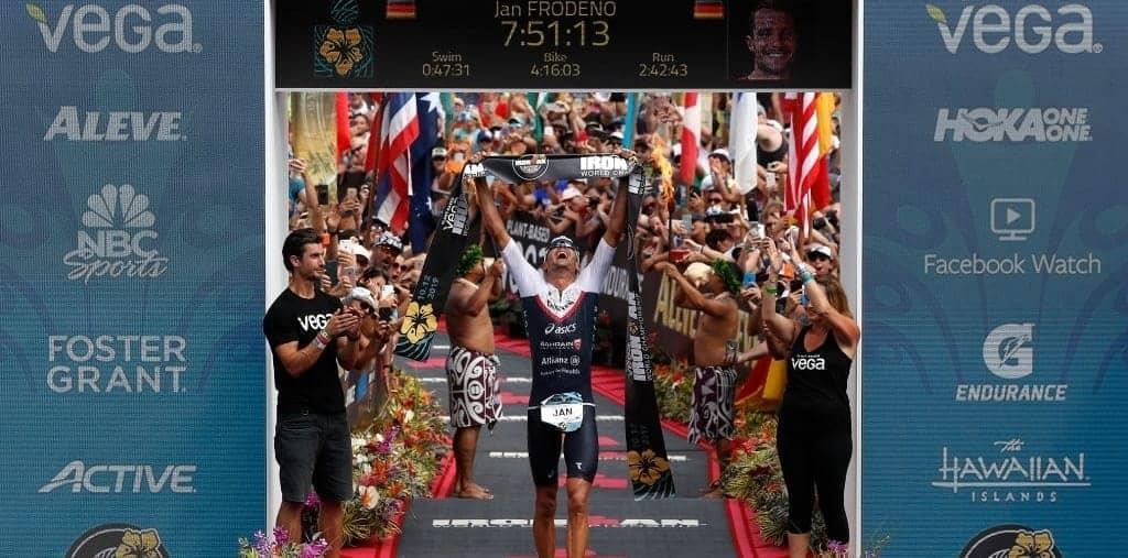Ironman Kona Hawaii