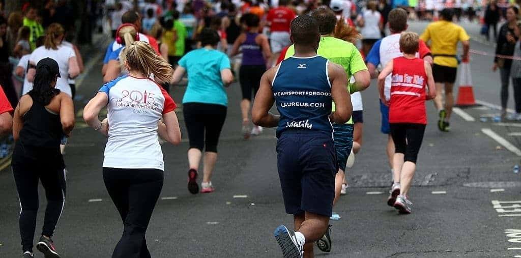 Plan entrenamiento media maratón sub2h