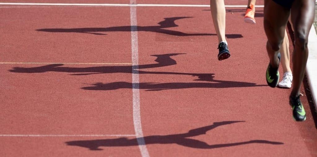tartán atletismo