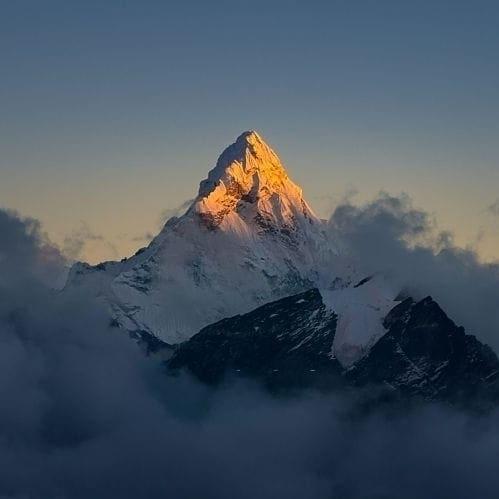 Everesting historia