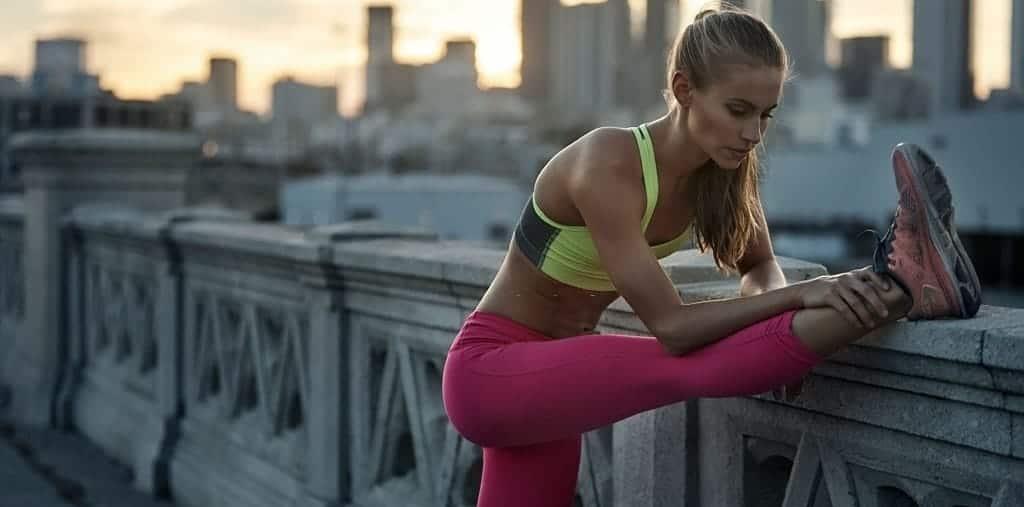¿Hay que estirar antes o después de correr?
