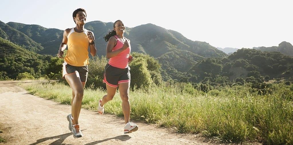 Diferencia entre running y jogging