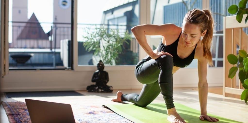 Por qué es importante el yoga para los corredores
